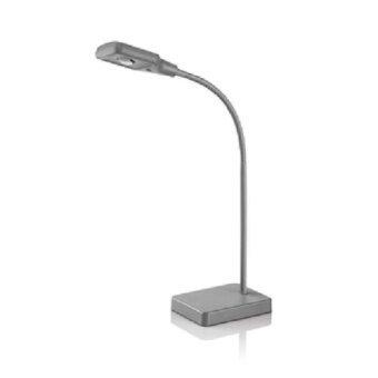 โคมไฟอ่านหนังสือ ฟิลิปส์ Philips LED Desk Lamp สีเทา