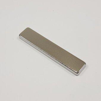 แม่เหล็กแรงสูง นีโอไดเมียม ขนาด 50mmx10mmx3mm (1 ชิ้น)