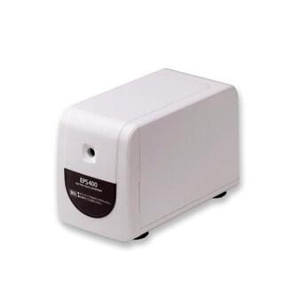 ASMIX เครื่องเหลาดินสอไฟฟ้าเรียบหรู น่าใช้ EPS400 (สีขาว)