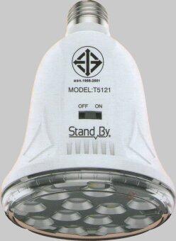 Stand by หลอดไฟฉุกเฉิน LED