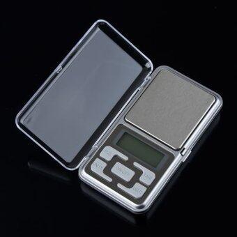 โอ้สเตนเลส 500กรัม 0.1กรัมน้ำหนักกระเป๋าเครื่องเพชรพลอยแอลซีดีดิจิตอลอิเล็กทรอนิกส์จำกัด