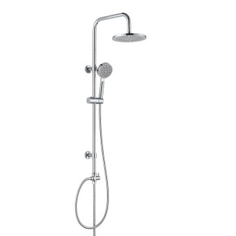 ICON ฝักบัวอาบน้ำ Rain Shower Set รุ่น RS007CI - สีโครเมี่ยม