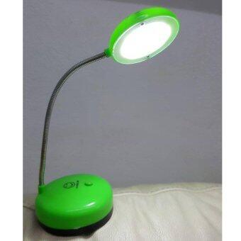 โคมไฟ LED ตั้งโต๊ะ แบบพกพา