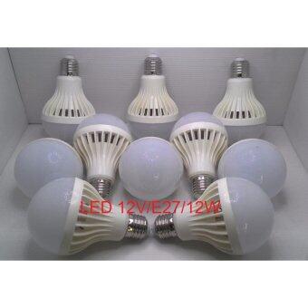Kranchana Electric LED 12V/E27/12W แพค10หลอด