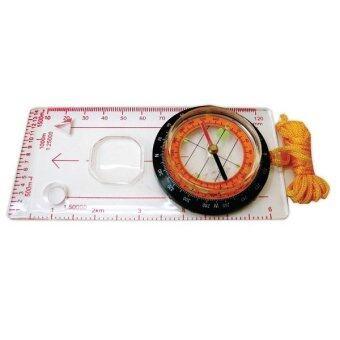 Mastersat เข็มทิศวัดองศา แบบไม้บรรทัด Compass