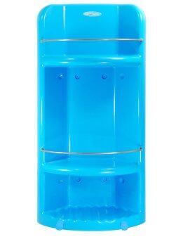 Elegance ชั้นวางของ Max Volume 2 in 1 (สีฟ้า)