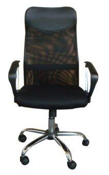 TGCF เก้าอี้ผ้าตาข่าย รุ่น TGI1-IT1BL - สีดำ