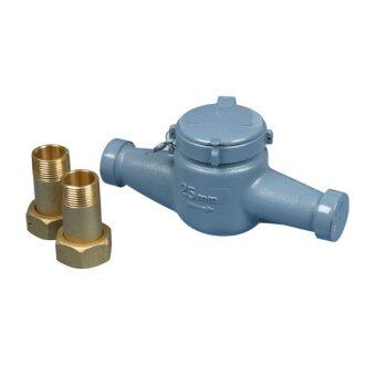 Asahi มาตรวัดน้ำ / มิเตอร์น้ำ ขนาด 3/4 นิ้ว รุ่น GMK-20 (มอก.)