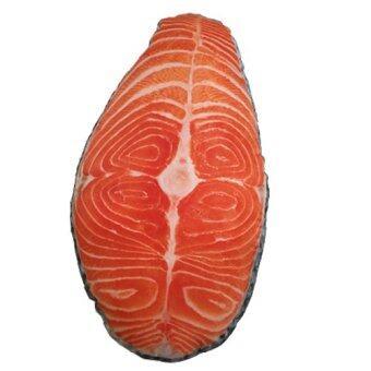 Hyper Lab หมอนปลาแซลมอล Thai Food Pillow (Salmon) 60 centimeter หมอนอิงอาหาร