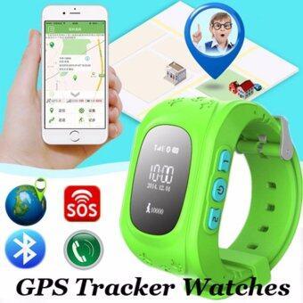 นาฬิกา โทรศัพท์และgps tracker ป้องกันเด็กหาย