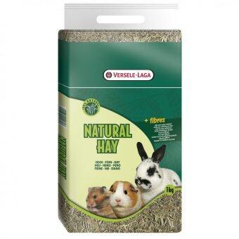 Versele หญ้าธรรมชาติจากเทือกเขายุโรปสำหรับสัตว์เลี้ยง Natural Hay (Pet) 1 Kg.