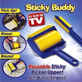 Sticky Buddy ลูกกลิ้งทำความสะอาดเอนกประสงค์ (image 0)