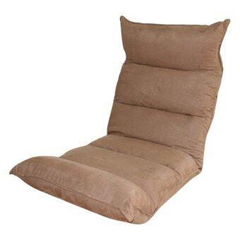 Décor เก้าอี้ญี่ปุ่น Floor Chair 1027 (สีน้ำตาล)