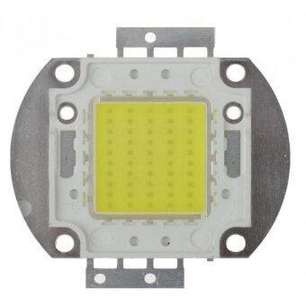 ชิปสปอร์ตไลท์ led 50W แสงวอร์มไวท์ (6000k - 6500k)