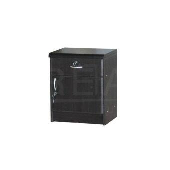 RF Furniture ตู้ข้างเตียง ( BS0401 ) สี โอ๊ค
