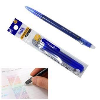 ปากกาลบได้ขนาด 0.38 มม.+ไส้ปากกา 3 แท่ง