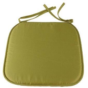 Fancyqube Fashion เบาะรองเก้าอี้นวดหญ้า (สีเขียว)