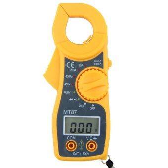 ICCP Digital Clamp Meter แคล้มมิเตอร์ เครื่องมือวัดไฟฟ้าและวัดความต่อเนื่องแบบดิจิตอล