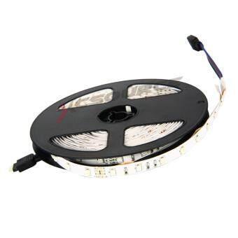 ไฟเส้น ไฟแถบ 5m 3528 RGB 60/M LED Strap Lights + 12V 2A Power supply + รีโมทคอนโทรล 24key IR EU Plug (image 3)