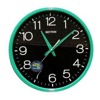 RHYTHM นาฬิกาแขวน รุ่น CMG494DR05 (14.50นิ้ว)