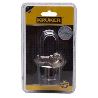 KRUKER กุญแจ 50mm. (คอยาว)