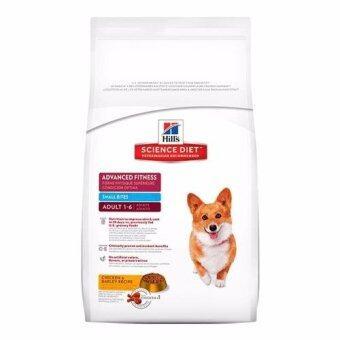 Hill's Science Diet Adult Small Bites อาหารสุนัขโต เม็ดเล็ก ขนาด 4kg