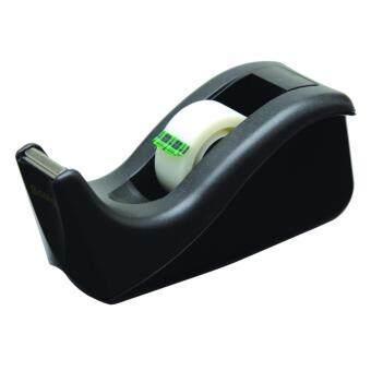 Scotch® C-60 แท่นตัดเทปแบบตั้งโต๊ะ สีดำ C-60 DISPENSER BLACK W/MAGIC TAPE
