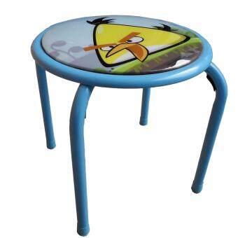 LIGHT HOUSE เก้าอี้สตูล Angry Birds #814D