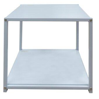 โต๊ะเอนกประสงค์ 2 ชั้น รุ่น JAMESON METAL SHELF