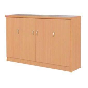 RF Furniture ตู้รองเท้า candy ขนาด120 cm( สีบีช )