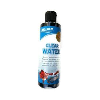 FISH CHEM สารปรับน้ำใสClear Water 200ซีซี(1ขวด)