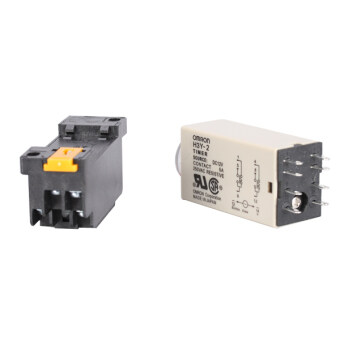 Harga H3Y-2 DC 12V Delay Timer Time Relay 0-30 Second w/ H3Y-2 Base