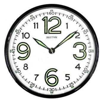 RHYTHM นาฬิกาแขวน(12นิ้ว) รุ่น CMG499BR71