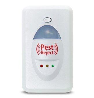 Pest Reject เครื่องไล่หนู เครื่องไล่แมลงสาป เครื่องไล่แมลงวัน