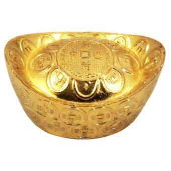 LEE TAI FU ก้อนทองโลหะเดี่ยว 6 ซม