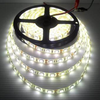 Kranchana Electric ไฟเส้น LED RIBBON STRIP 12V ขนาด 5 M ใช้งานภายใน สี วอร์ม