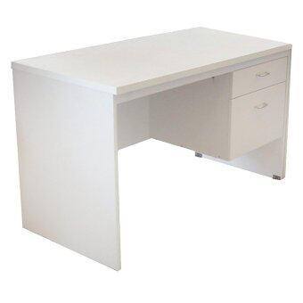 TGCF โต๊ะทำงาน PVC รุ่น F120Z (สีขาว)