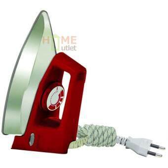 SHARP เตารีด2.0ปอนด์ ปรับความร้อนได้ 4ระดับ สีแดง รุ่น AM-P200.R