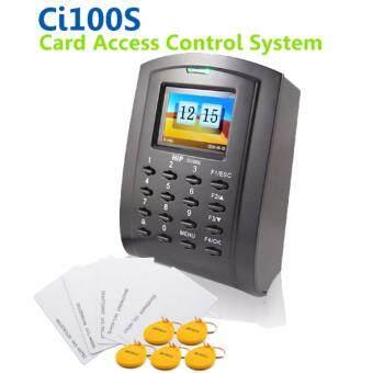 HIP Ci100S เครื่องบันทึกเวลาและล็อกประตูด้วยกลอนแม่เหล็ก(ทาบบัตรเปิดประตู) แถม Adaptor บัตร Proximity 5 ใบ และ Key Tag 5 ชิ้น มูลค่า 390 บาท