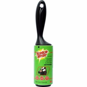 SCOTCH-BRITE® LINT ROLLER 30 SHEET สก๊อตช์-ไบรต์® ลูกกลิ้งขจัดฝุ่น30แผ่น