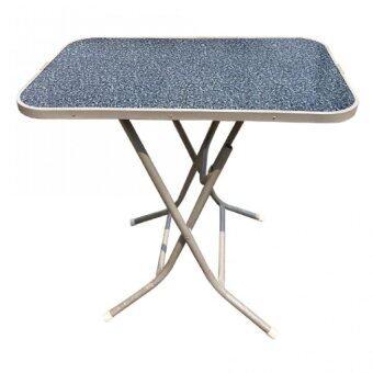 Asia โต๊ะพับหน้าไม้ ขนาด 1.5 ฟุต (1แพคx2ตัว)