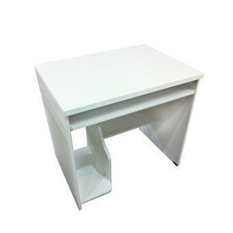 TGCF โต๊ะคอม F80X Top PVC (ขาว)