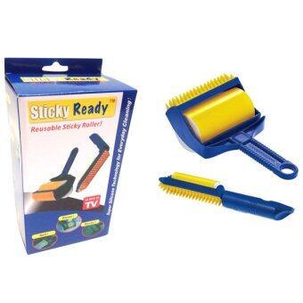 Sticky Ready (2pc set) ลูกกลิ้งทำความสะอาด แบบล้างแล้วใช้ซ้ำได้