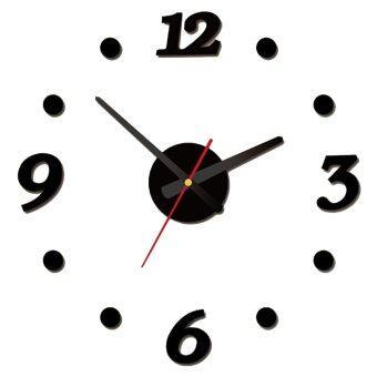 ความเหนียวแน่นภายในซ่อมนู่น Fancytoy สังเคราะห์สร้างสรรค์การตกแต่งผนังนาฬิกาดิจิตอล