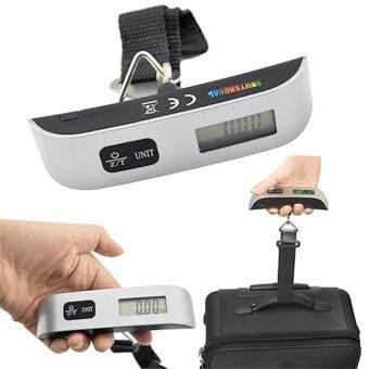 เช็คราคา ที่ชั่งน้ำหนักกระเป๋าพกพา Digital Luggage Scale สินค้ายอดนิยม