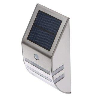 Harga Waterproof Solar Motion Sensor Lamp