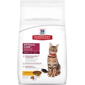 Hill's Science Diet adult feline original แมวโตทุกสายพันธุ์ 4kg