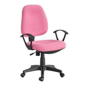 U-RO DECOR เก้าอี้สำนักงาน รุ่น PARMA-L (สีชมพู)