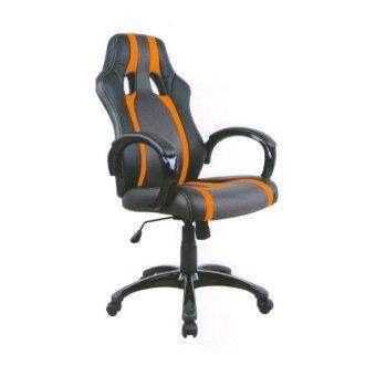 TGCF เก้าอี้นักแข่ง รุ่น TGFY-1510 (สีดำ/ส้ม)