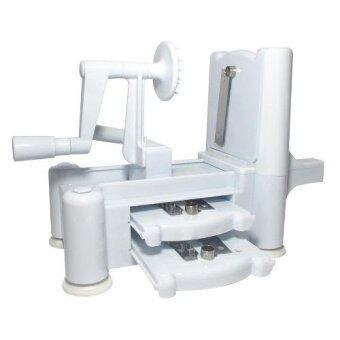 HHsociety เครื่องสไลด์อเนกประสงค์ 3 in1 Turning Slicer (White) (image 2)